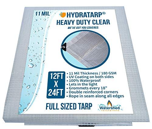 Heavy Duty Clear Greenhouse
