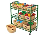 Lakeshore Outdoor Classroom Cart with Cover