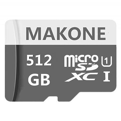 Bioctor - Tarjeta de memoria Micro SD SDXC de 512 GB de alta ...