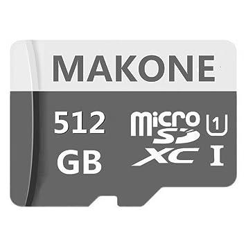 Amazon.com: DETHN 512GB Micro SD SDXC Card High Speed Class ...