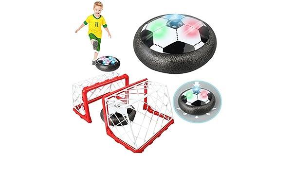 Nicknocks - Juego de balón de fútbol eléctrico para niños con ...