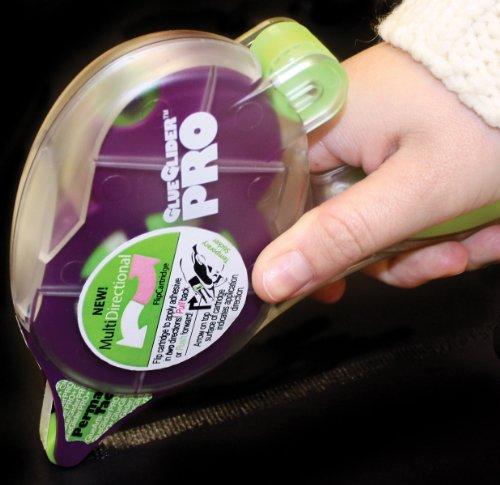 (Glue Arts Glue Glider Pro Plus Refill Cartridge, Perma)