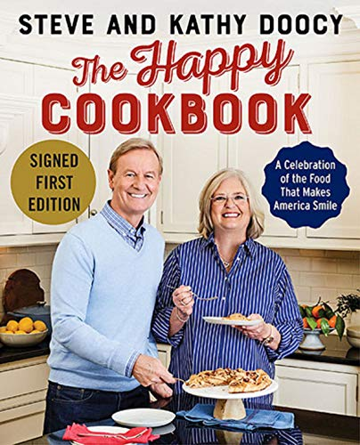 The Happy Cookbook - Signed / Autographed Copy