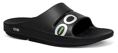 3d9312ee918 OOFOS Unisex Ooahh Slide Sandal (11 Womens US   9 Mens US