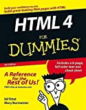 img - for HTML 4 For Dummies, 5th Edition by Tittel, Ed, Burmeister, Mary (2005) Paperback book / textbook / text book