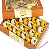Ghasitaram Gifts Mawa Peda Box (200 gms)