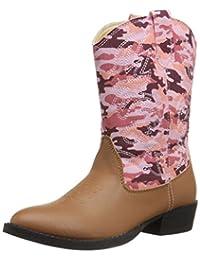 Deer Stags Girls' Ranch Cowboy Boot