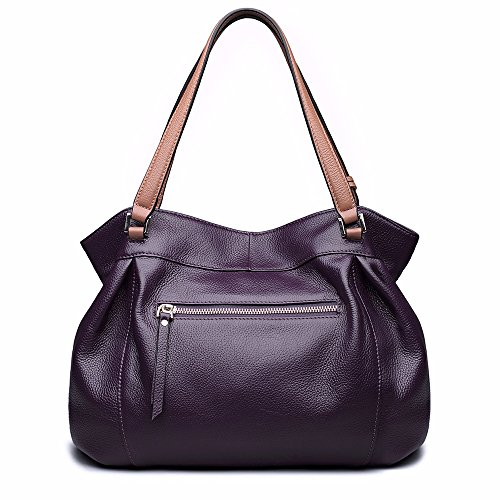 Shoulder Leather for Bags Purse Handbags Genuine ZOOLER Women Large f4xtyqXyw5