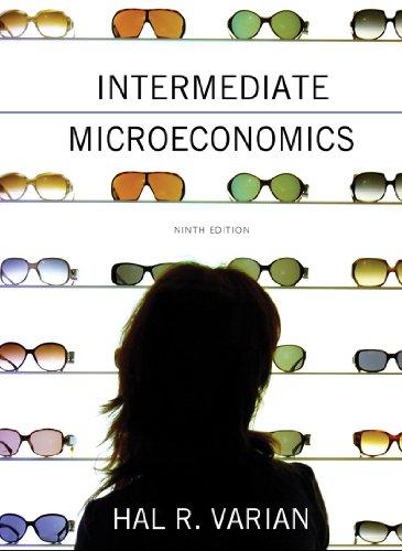 Intermediate Microeconomics (Cloth)