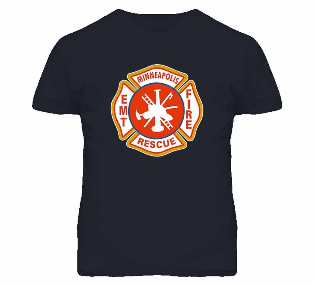 Tshirt Bandits S Minneapolis Fire Departt T Shirt