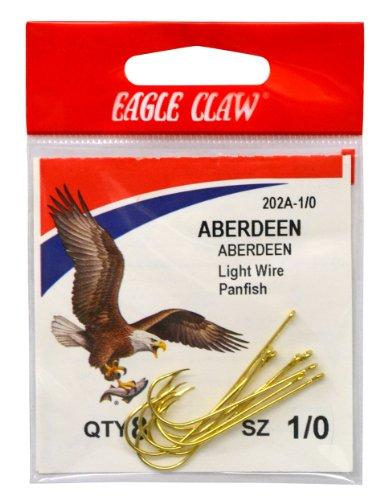 Eagle Claw 202AH Light Wire Aberdeen Hook