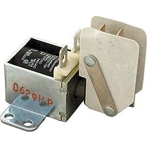 Potter S86R5A1B1D1-120 115V SPDT Power Relay
