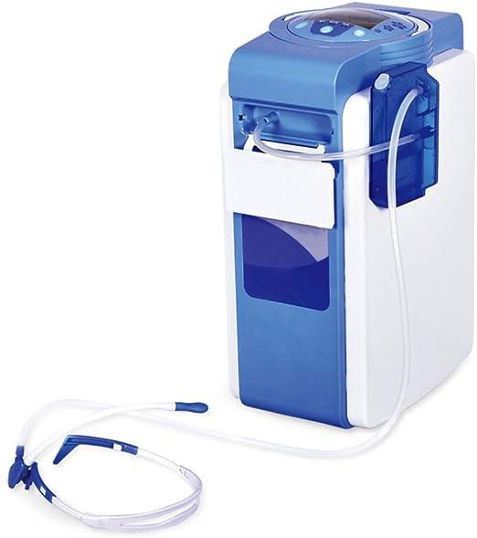 Máquina de oxígeno MC Concentrador de oxígeno: concentrador de ...
