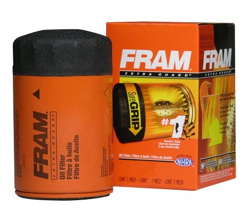Fram PH8994 Extra Guard Passenger Car Spin-On Oil Filter (Pack of 2) by Fram