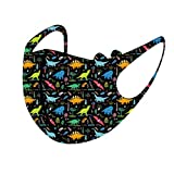 Kids Dust Face Covering Breathable Reusable for