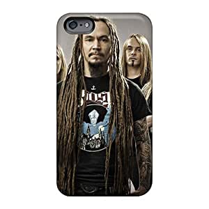 Shock-Absorbing Cell-phone Hard Covers For Apple Iphone 6 With Support Your Personal Customized Vivid Eternal Tears Of Sorrow Band EToS Pictures LauraFuchs