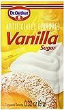 Dr. Oetker Vanilla Sugar, .32 oz., 12 Count