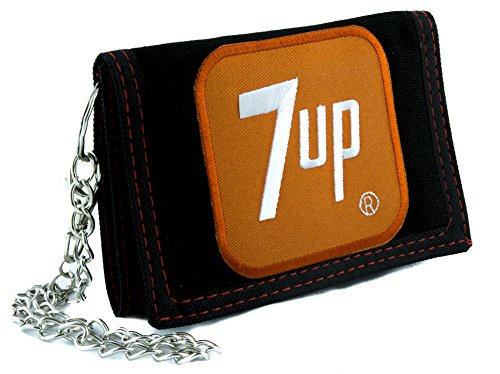 vintage-style-7-up-tri-fold-wallet-with-chain-alternative-clothing-fresh-up-family-drink
