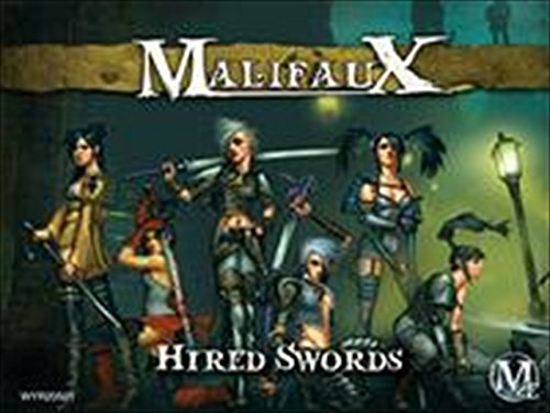 Malifaux: Outcasts HiROT Swords Box Set