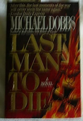 book cover of Last Man to Die
