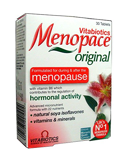 MENOPACE ORIGINAL 30 Tablets Review
