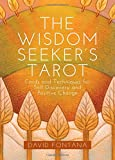 img - for The Wisdom Seeker's Tarot: Cards and Techniques for Self-Discovery and Positive Change book / textbook / text book