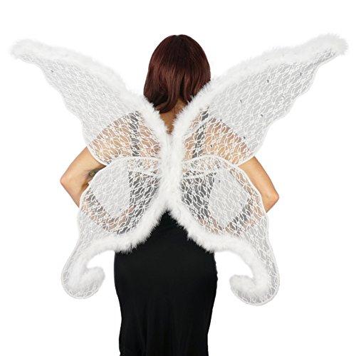 Dance Costumes Recital Wear (Zucker Feather Angel Wing Feather Halloween Costume)