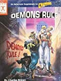 Demons Rule, Charles Brown, 155806110X