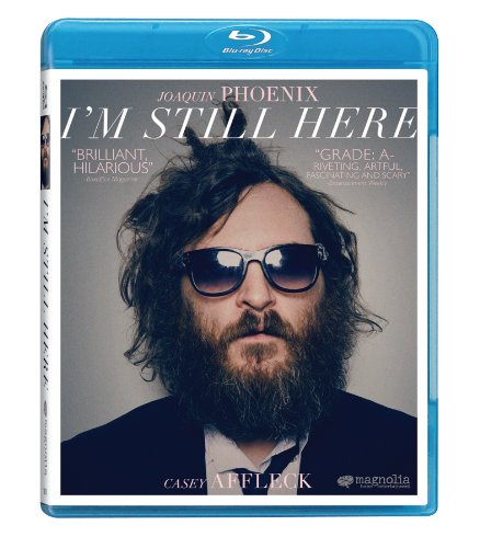 Blu-ray : I'm Still Here (Blu-ray)