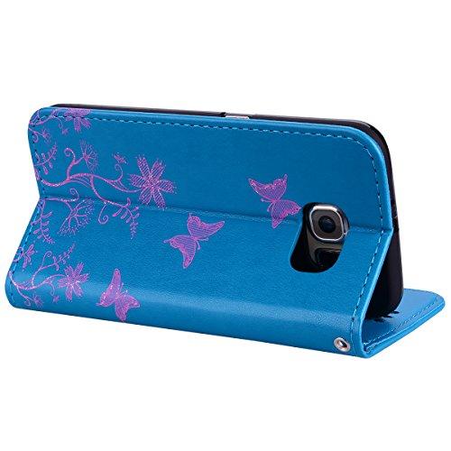Bolso azul Hombro Mujer Gris para Kucosy al d4qYw6dz