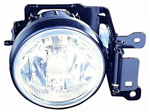 Depo 314-2010R-AQ Mitsubishi Montero Sport Passenger Side Replacement Fog Light Assembly (Mitsubishi Montero Parts)