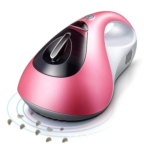 OR&DK Aspirador Anti ácaros UV, 3 la función de vibración y Sistema de filtración Pesada