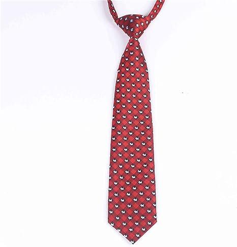 XJIUER corbata 35 * 6 cm Gravata Niños Niñas Corbata para niños ...