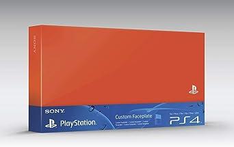 Sony - Carcasa Intercambiable Para Consola Playstation 4, Color Naranja: Amazon.es: Videojuegos