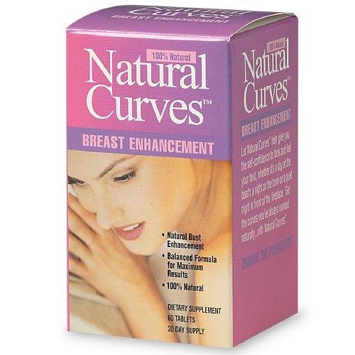 Natural Curves Natural Herbal Supplement, Tablets 60 ea
