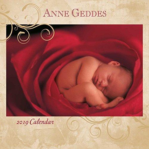 Anne Geddes 2019 Wall Calendar