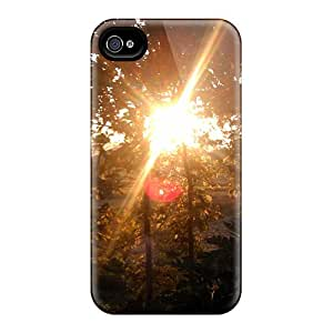 RoccoAnderson IKV18693XLeL Cases Covers Skin For Iphone 6 (sunset In The Wood)