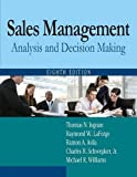 Sales Management: Analysis and Decision Making 8th edition by Ingram, Thomas N, LaForge, Raymond W., Schwepker, Charles H. (2012) Paperback