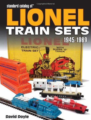 Standard Catalog of Lionel Train Sets: 1945-1969 from Brand: Krause Publications