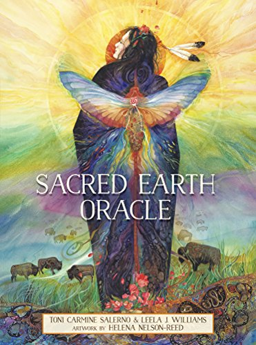 (SACRED EARTH ORACLE CARDS (45 cards & guidebook, boxed))