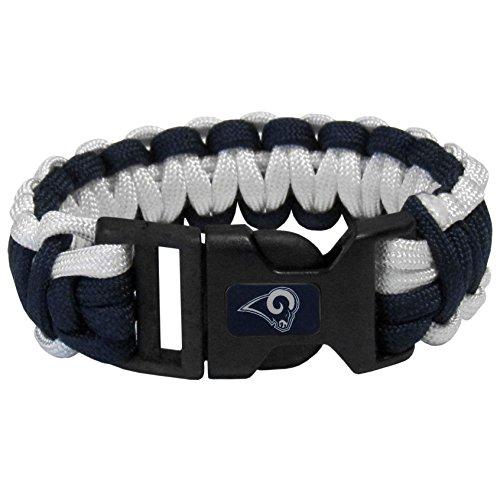 - NFL St. Louis Rams Survivor Bracelet