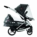 phil&teds Storm Cover for Promenade - Smart Lux and Mountain Buggy Cosmopolitan Strollers