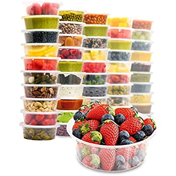 Amazon.com: Paksh Novelty Plastic Containers for Lunch