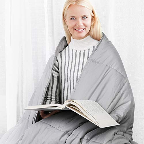 Cheap HYNAWIN Weighted Blanket-(41