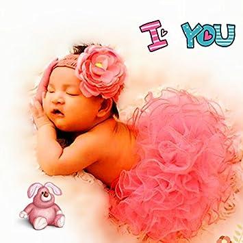amazon com newborn baby photography prop ciaraq s girl tutu skirt