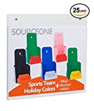 Source One 25 Pack Wall Mount Ad Frame/Sign Holder, 11 x 8.5 Inches (S1-1185W-25)