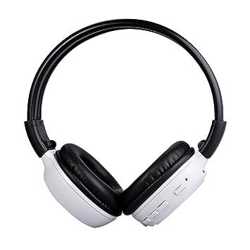 WM Portátil Multi-funcional Auricular de Oído con Radio FM, Soporte para Tarjeta Micro SD, Auriculares para Deportes, Juego de PC para PC SD-288