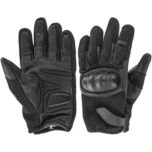 Highlander Men's Bravo Gloves Black size XL - First Braves Cap