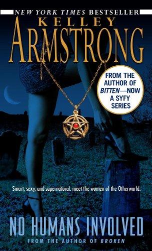No Humans Involved (Women of the Otherworld, Book 7) (An Otherworld Novel)