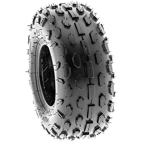 Set of 2 SunF A015 Sport-Racing ATV/UTV Tires 145/70-6, 6-PR by SunF (Image #6)